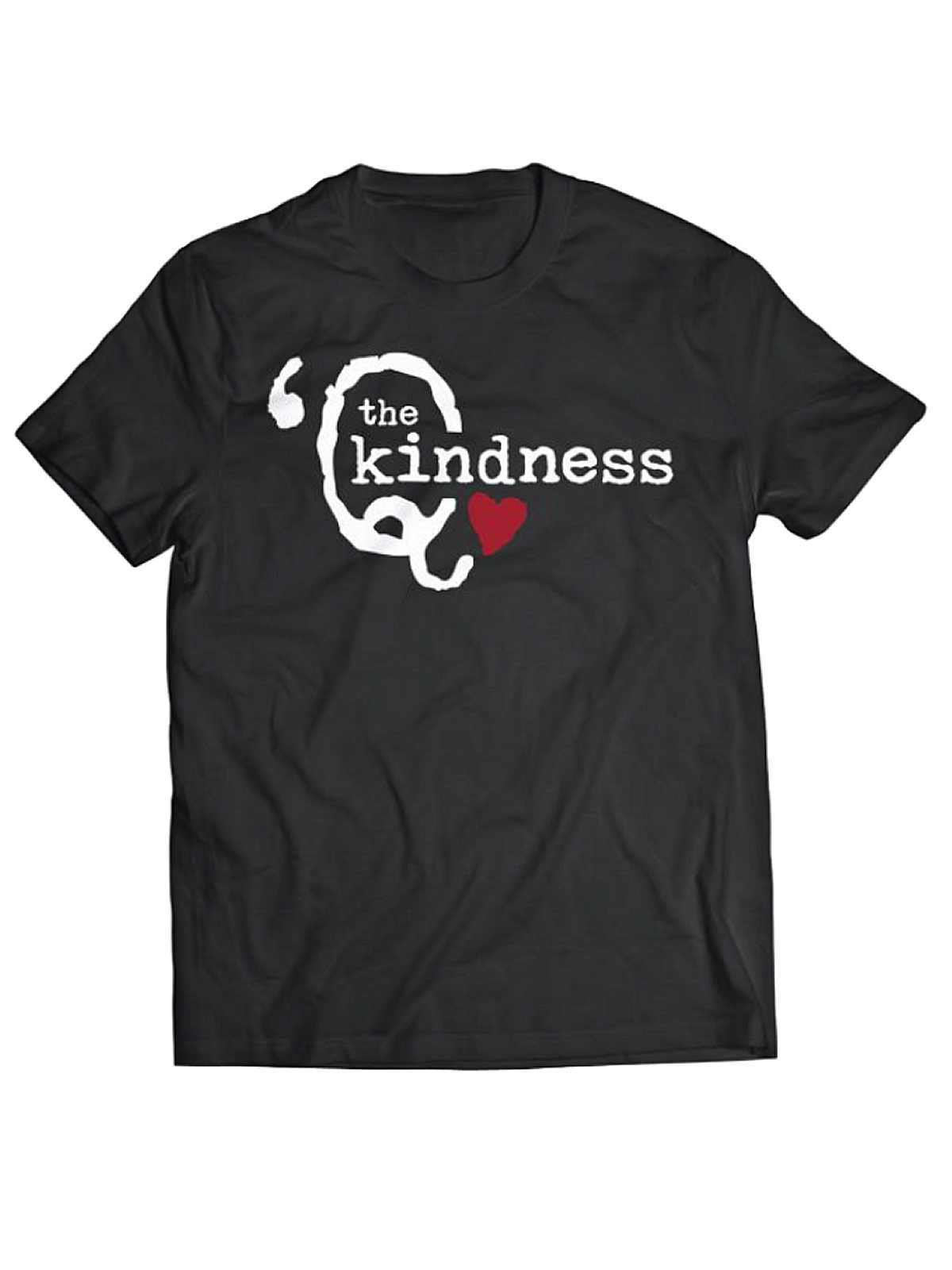 Sonny's 'Q The Kindness T-shirt: Fan Favorite Tee. PC450 – Black